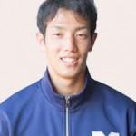 横手健(明治大学)のプロフィールと過去の成績!出身高校や身長!