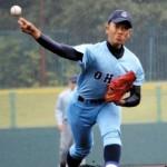 小川良憲(近江)のwiki!出身中学や球種・球速・ドラフトは?