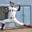 田中誠也(大阪桐蔭)のプロフィール!球種球速や身長体重など!