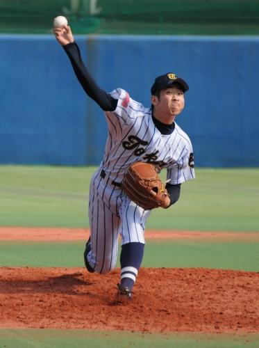 勝俣翔貴(東海大菅生)のプロフィール!球種や球速・ドラフトは?