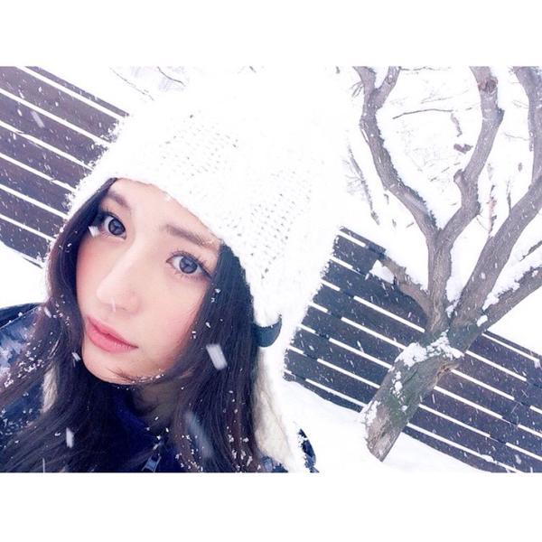 山賀琴子冬