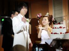 笹野りりね結婚式