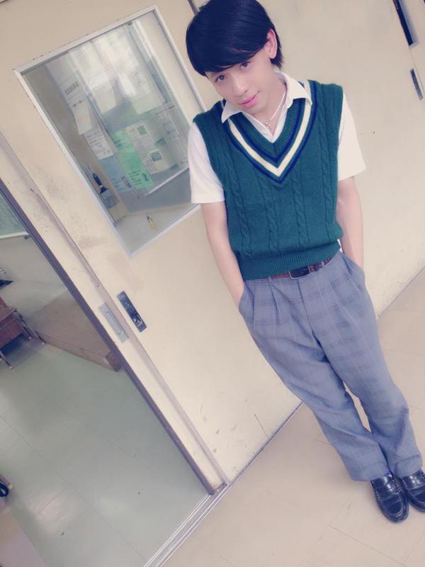 りゅうちぇる高校