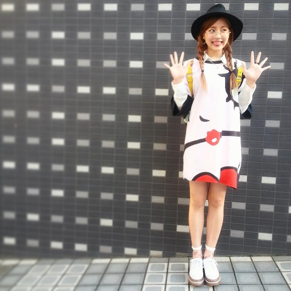 lol hibikiファッション2