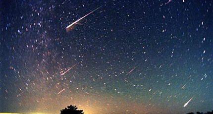オリオン座流星群2017no大阪の方角や穴場など!