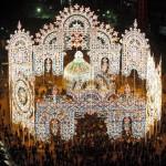 神戸ルミナリエが崩壊!復旧や開催期間の中止・延長などチェック!