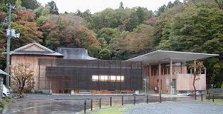隈研吾登米町伝統芸能館