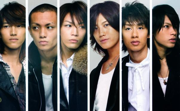 KAT-TUN6人