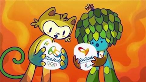 2016年リオデジャネイロオリンピックの開会式