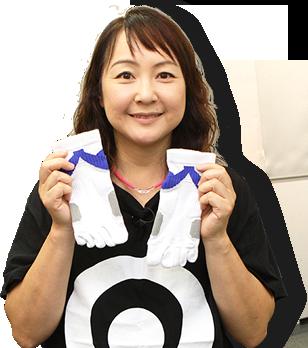 富田京子顔