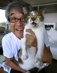 渡辺達生猫