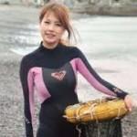 中川静香は美人海女親子で民宿経営!結婚した旦那や出身大学について!