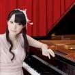 松井咲子の大学やピアノの実力は?可愛いので彼氏もチェック!