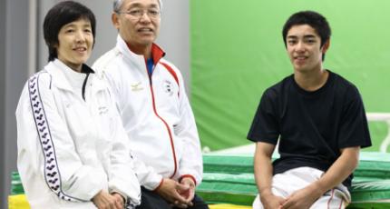 白井健三の父(勝晃)の経歴や仕事は?家族や体操クラブも調べてみた!