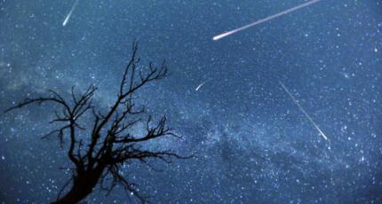ペルセウス座流星群2017の関西の方角や見頃の時間は?穴場もチェック!